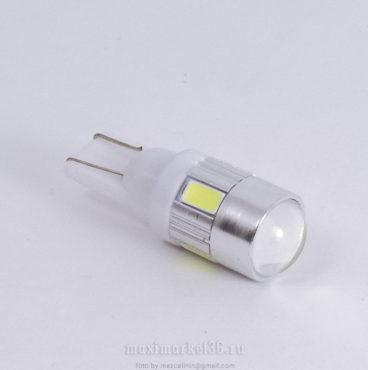 avtolampa-w5w-6-smd-5630-linza-white-12v-t10-sal-5706-rost