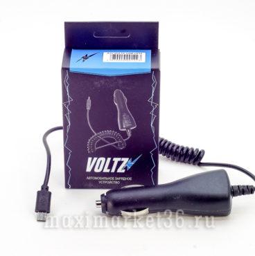 АЗУ(со штеккера прикур на micro USB) Samsung G810 micro USB VOLTZ
