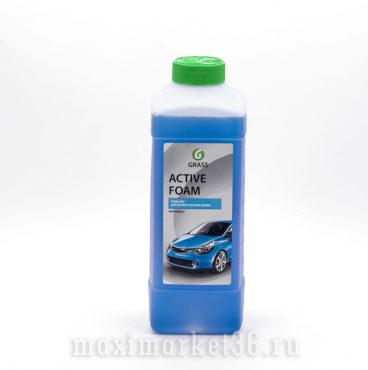 Шампунь GRASS бескон 1кг концентрат Active Foam