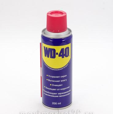 Смазка многоцелевая WD-40 200мл-2