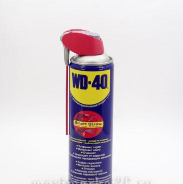 Смазка многоцелевая WD-40 420мл 12 с трубочкои? профессиональная