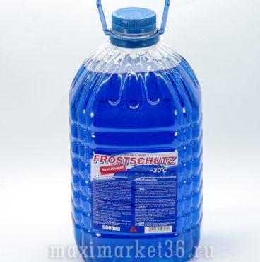 Стеклоомывающая жидкость Winter Glass (Frostschutz) 5л 30град