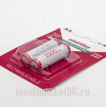 Аккумулятор R06 2500 mAч SMARTBUY_