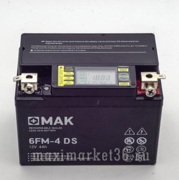 Аккумуляторная батарея 4 Ач 6FM-4 DS залитыи? МАК электронное табло
