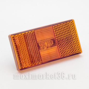 Фонарь габаритн 12_24В КАМАЗ,ПАЗ DA-01645