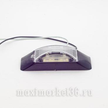 Фонарь габаритн119990 диодныи? (LED) белыи? DA-00772