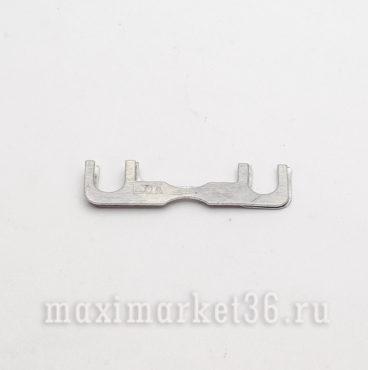 Предохранители Газель (иномарки) (2-е алюминиевые пластинки 30А и 60А)