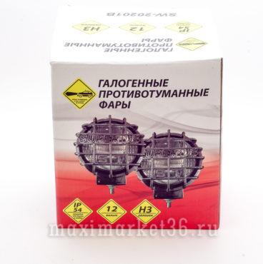 Противотуманные фары HY-022 белые (20201)