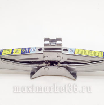 Домкрат механический 1т (компактный) Alca
