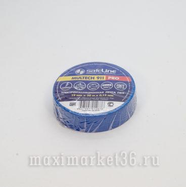 Изолента SAFELIN 1920 синяя