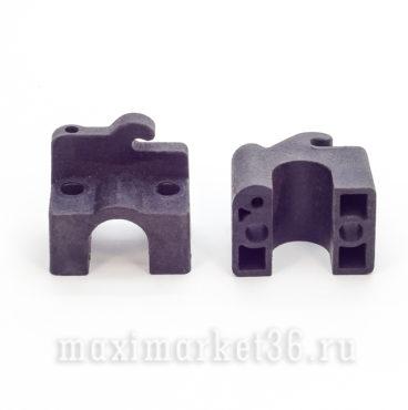 Кронштейн крепления переднего сидения -2108 пара (кубик)