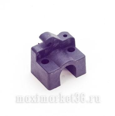 Кронштейн крепления переднего сидения -2110 (кубик) 2110-6810024 правая сторона