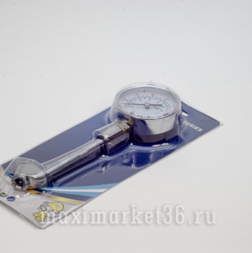 Манометр 16 Атм синий блист