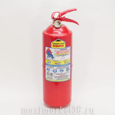 Огнетушитель с манометром 2 литра (Смоленск) МЕЛАНТИ