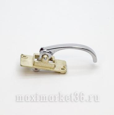 Ручка-крючок открывдвери - 2101 железная (блестящая-золото)