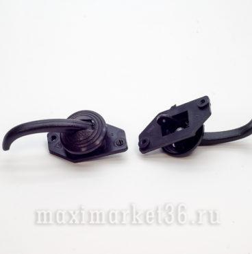 Ручка-крючок пластоткрывдвери 2101-06 ОРИОН
