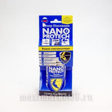 Супер Изоляция NANOPROTECH жидкая электроизоляция, 210 мл (синяя коробка)