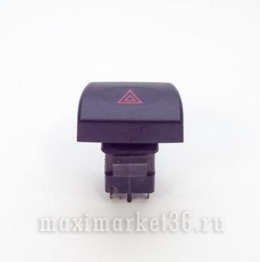 Выключатель аварийной сигнализации (кнопка) Калина_
