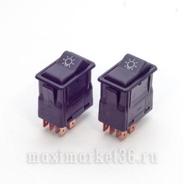 Выключатель наружнего освещения (габаритов) ВАЗ 2108_