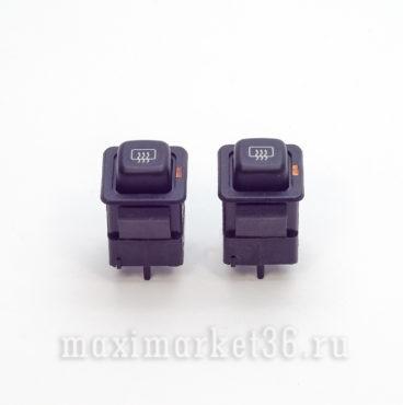 Выключатель обогрева заднего стекла ВАЗ 2108-21099_