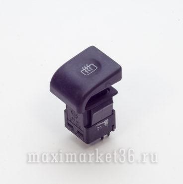 Выключатель обогрева заднего стекла ВАЗ 2110-2112_