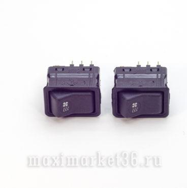 Выключатель отопителя (печки) ВОЛГА ГАЗ 3110 _