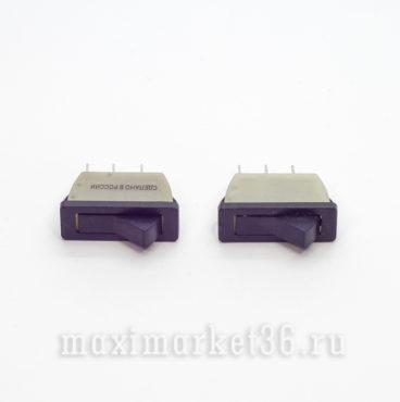 Выключатель отопителя (печки) узкий 2101,2103,06_