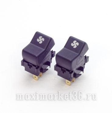 Выключатель отопит(печки) ВАЗ 2107_