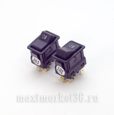 Выключатель противотуманных передних фар ГАЗ 3110 Завод