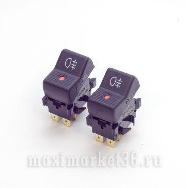 Выключатель противотуманных задних фар с индикатором ВАЗ 2101-07_