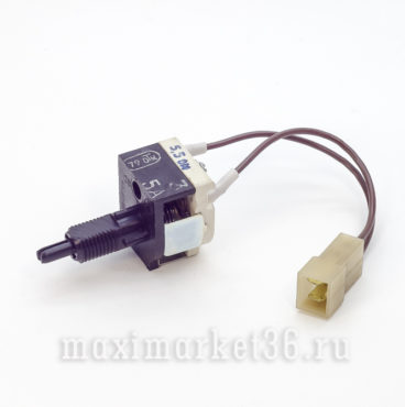 Выключатель с регуляторосвещ приборов (реостат) 2106_