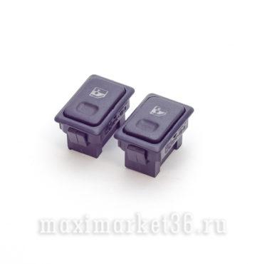 Выключатель стеклоподъёмника ВАЗ, ГАЗ, АЗЛК-2141_