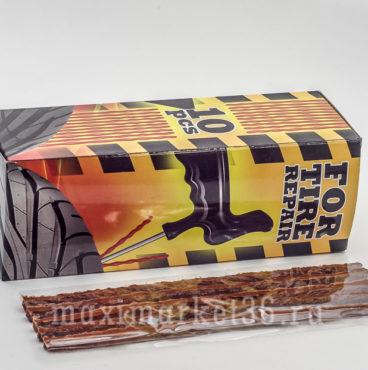 Жгут коричневый самовулканизирующийся для ремонта бескамерных шин_