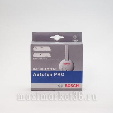 Антенна автомобильная активная BOSCH Оригинал (Германия)