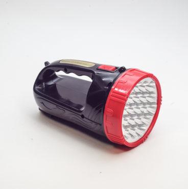 Фонарь 029 YY-999 чёрный 19 LED 9995