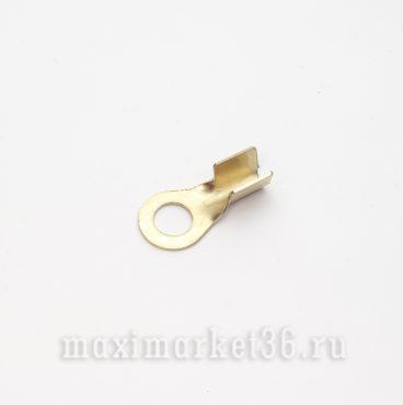 Клемма проводки (желт) d = 8 мм (на массу) усиленная