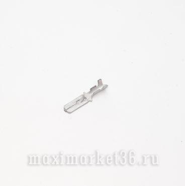 Клеммы проводки (белые) завод стандарт папа)6,3