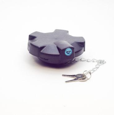 Крышка бензобака VOLVO с замком ключ сбоку 1189577 DA-01362