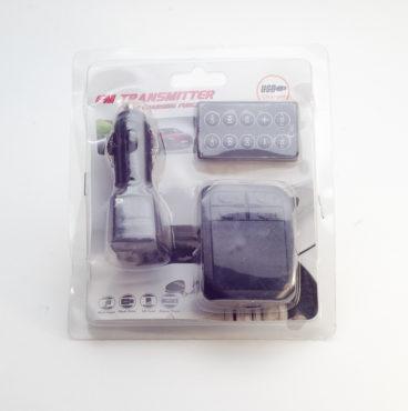 Модулятор FM 024 LONG 09 чёрн(SDHC,USB)8601, 025 LONG 09-1 чёрн(SDHC,USB)8618