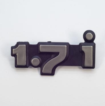 Орнамент задка 1,7 i ,мат 21214-8212214-03