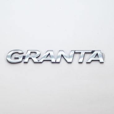 Орнамент задка GRANTA (хром