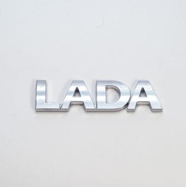 Орнамент задка для Калины LADA завод 11183-8212211 самоклей