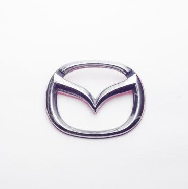 Заводской знак - MAZDA 75x60 Китай