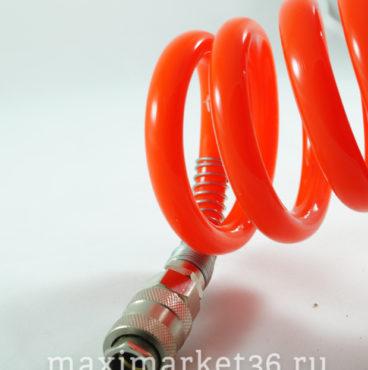 Шланг полиуретановый красный 15 м (6,5 х 10) (20)