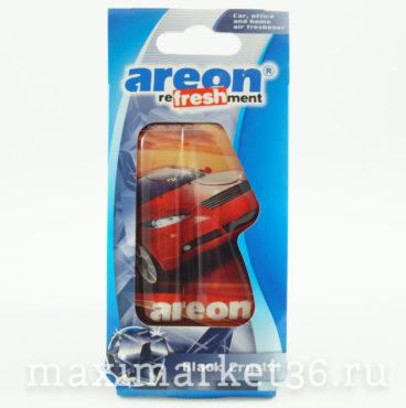 Ароматизатор AREON GEL поштучно BLACK CRISTAL