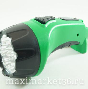 Фонарь аккум. светодиодный Digger Accu Green PM-0107 636