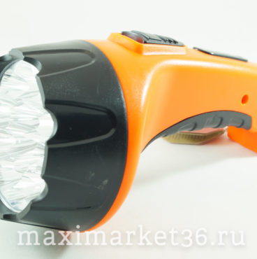 Фонарь аккумуляторный светодиодный Digger Accu Orange PM-0115 21085