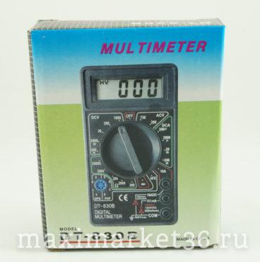 Мультиметр №830 (разноцветная коробка)