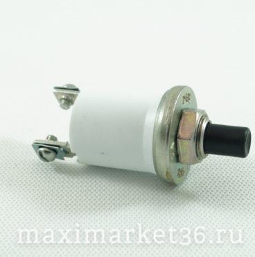 Кнопка стартера(пуска,дизеля,выключатель) ВК-322 У-ХЛ 2-х кон.Стар.Оскол