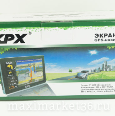 Навигатор 5 PM-533 (GPS,Bluetooth.карта)
